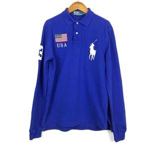 Ralph Lauren Polo Custom Fit United States Shirt